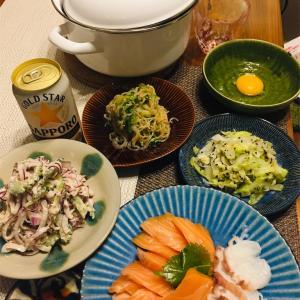 またまた寒い夜。肉豆腐で晩酌。