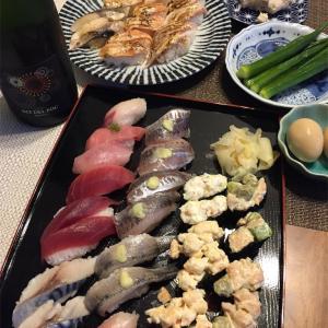 久々の魚べい。めっちゃ美味しかった!