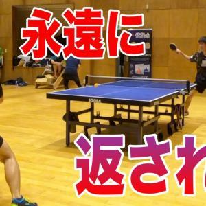 日本No.1の最強カットマンと試合したら1点が遠すぎて力尽きました【JOOLA契約選手/大須賀さん】