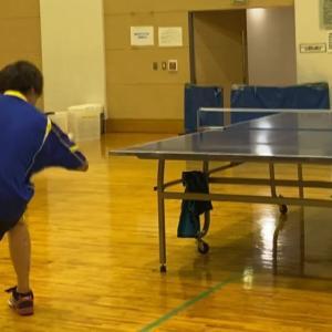 【卓球】彼はカットマンではありません。 #Shorts