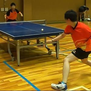 【卓球】理想的なカウンターPart1 #Shorts