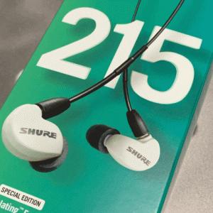 AmazonでセールしてたSUREの215買ってみた