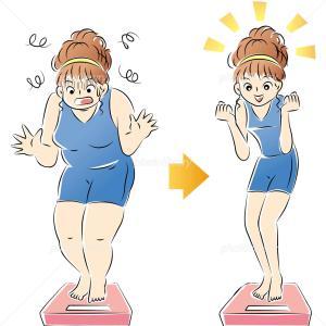 ダイエット戦争です「太るのは早い、痩せるのは遅い」これに勝利する方法