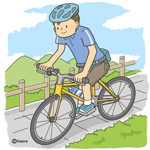 ストレス発散!自然散策サイクリングコースを3時間走ったが。「あああ!たまらない」って事になっちゃった