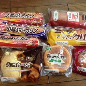 【おやつのチャンピオン】毎日食べる菓子パン「ベスト5」