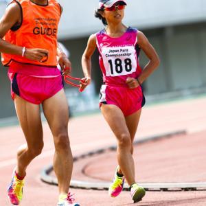 【パラリンピックマラソン金メダル】道下美里さんおめでとうございます!そして「ありがとうございます。」