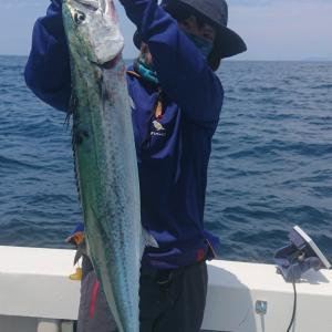 釣りガール大活躍‼️