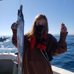 太刀魚3号艇10月25日