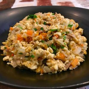 お米や麺類を抜いても満足できる食事がしたい!〜炒飯にチャレンジ!〜