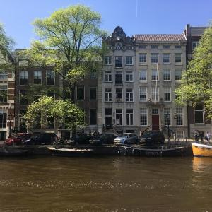 アムステルダム観光&ハイネケンビール博物館へ【1日目】
