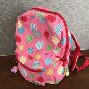 子供の防災バッグ