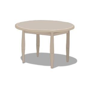 パーツの練習 ~丸テーブル~