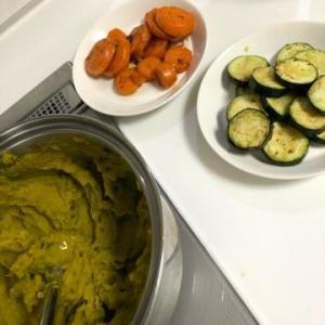 お鍋1つで簡単かぼちゃ消費【かぼちゃスープ】
