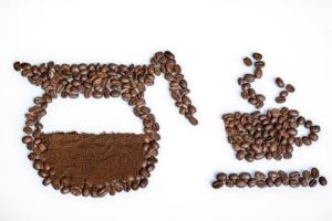 コーヒー豆のカス再利用