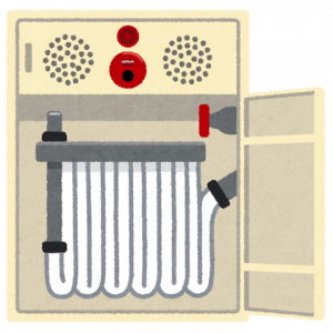 消火訓練(屋内消火栓)
