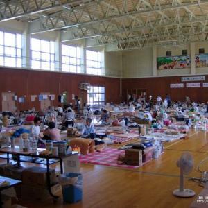 避難所の開設とコロナ対策