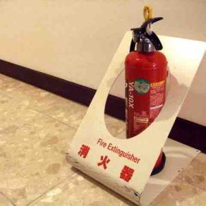 消火器などの消防用設備等の点検義務は?
