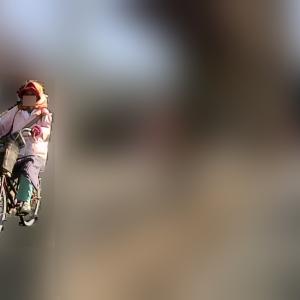 集団ストーカー犯罪記録 145 (つきまとい)(自転車)