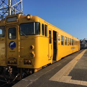 2日目:乗りつぶしin志布志~鹿児島中央 / フェリーと鉄道で巡る九州-7