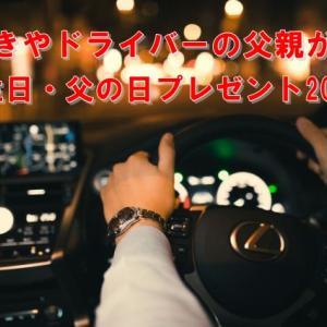 車好きやドライバーの父親が喜ぶ誕生日・父の日プレゼント20選!
