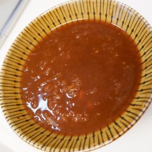 [ディズニー再現料理] ハンバーグBBQデミグラスソース、チキンのトマトクリーム煮、ライス添え 〜BBQデミグラスソース編 色々な料理にも使える〜 @東京ディズニーシー・ユカタンベースキャンプ