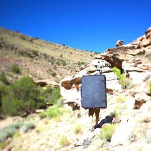 外岩用のかばんでリュックを持って行くのはやめてしまえ!【アプローチでラクしたい人必見】