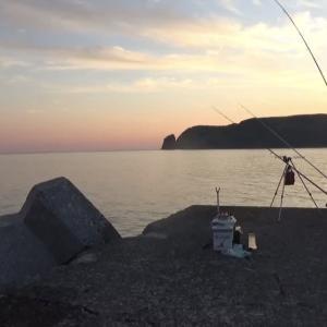 釣り解禁、30時間耐久釣り