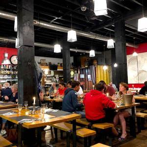 ダンケルクの美味しいローカルレストラン La Cambuse