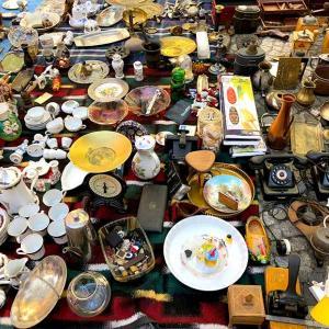 陶器だけじゃない!ボレスワヴィエツ、アンティークマーケットとお祭り出店