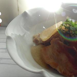 【手抜き料理】鈴木さんちの貧しい食卓(豚バラ大根を10分以内に作る)