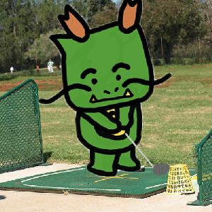 本気で上手くなりたい人へ! ゴルフ練習場で効果を出す練習法とは?