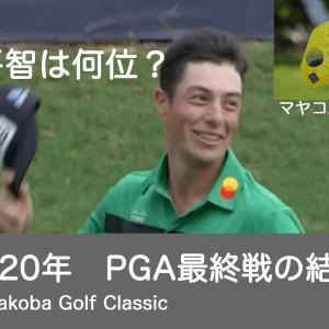【PGA】 マヤコバクラシック2020優勝ビクトル・ホブランの詳細&最終日の結果