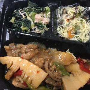 【食のそよ風・プチデリカ】豚肉と野菜のオイスター炒めの試食レビューです。