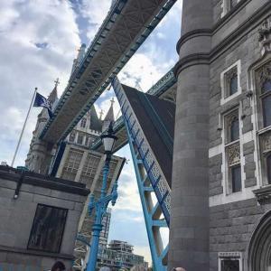 ロンドンの思い出⑤タワーブリッジ