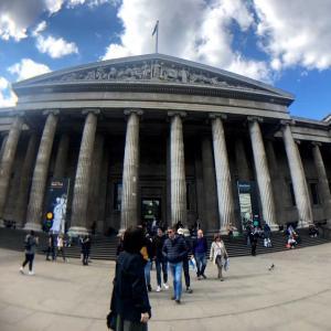 ロンドンの思い出⑬大英博物館