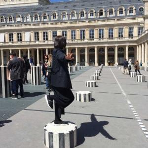 パリの思い出③パレロワイヤル