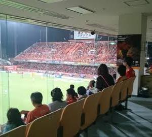 日本平スタジアム vipルームをもっとvipに!