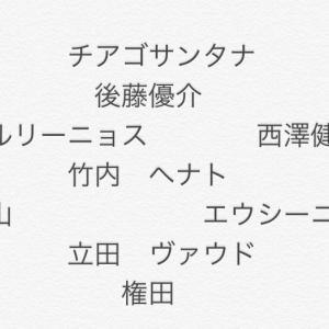 2021 清水エスパルス スタメン予想!