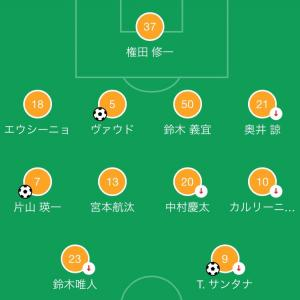 vsFC東京 勝点3は長谷川健太からのプレゼント