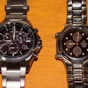 24年ぶりの腕時計買い替え