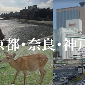 【大阪から日帰り】京都・奈良・神戸のおすすめ観光情報