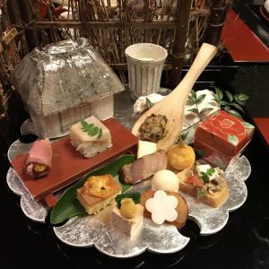 【広島子連れ旅行】石庭の会席料理!お子様御前もすごかった!