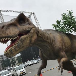 【広島住宅宣言】恐竜博イベント!子連れにお勧め!