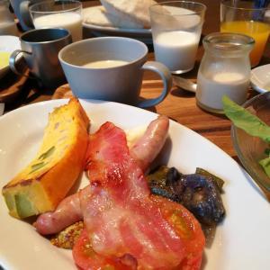 【ザノット広島】朝食はオープンテラス!子連れでケーキも堪能!