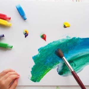 【広島】夏休みの工作に!3歳から応募できる絵画コンクール
