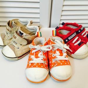 【こども靴】不用品はそごう広島へ!500円金券もらえる!