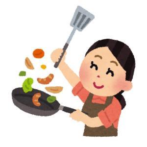 【kin182】常備菜作り【白い風・白い犬 音13】