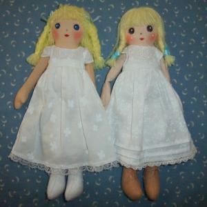 抱き人形・着せ替えセット