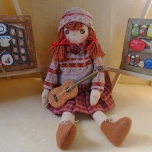 新作人形「楓/かえで」