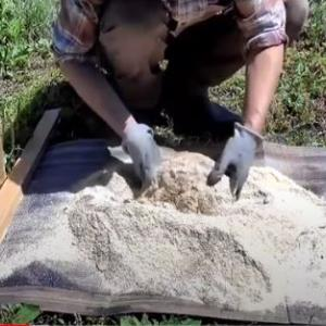 『ぼかし肥料』の作り方【米ぬか発酵ぼかし】は簡単に作れる!材料は3つだけ